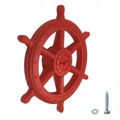Stuurwiel OceanPilot XXL voor Speeltoestel Rood